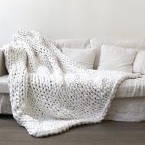 Le migliori coperte di lana grossa: recensioni, offerte. Guida all' acquisto