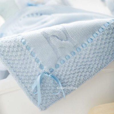 coperte di lana per neonato offerte