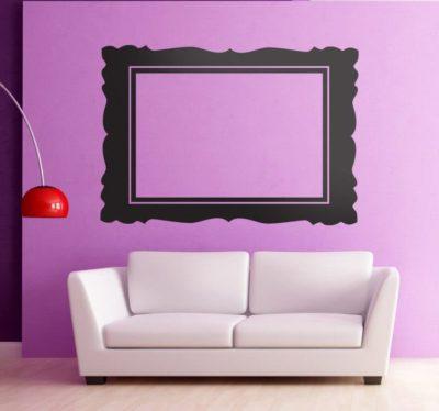 prezzi cornici adesive parete
