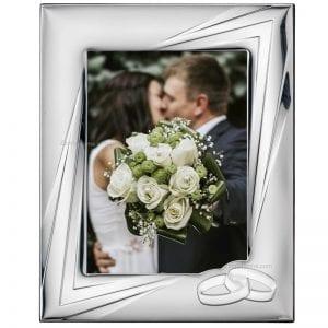 offerta cornici argento matrimonio