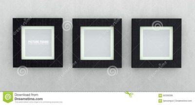 miglior cornici nere quadrata