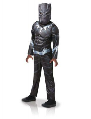 Offerta costume Black Panther (bambino)