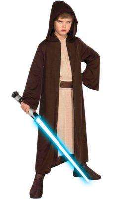 Perfetto costume da Jedi (bambino)