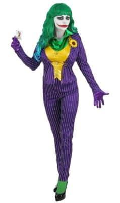 Perfetto costume da Joker