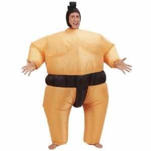 Ottimo costume da Sumo