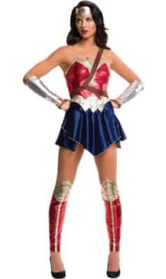 Miglior costume da Wonder Woman (donna)