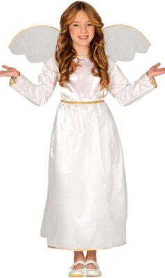 Miglior costume da angelo (bambina)