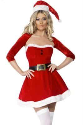 41373de84786 Miglior costume da babbo natale (donna): opinioni, offerte, guida all'  acquisto