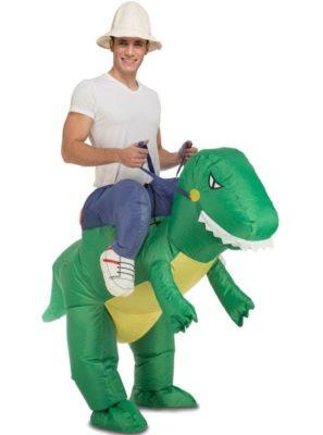 Perfetto costume da dinosauro