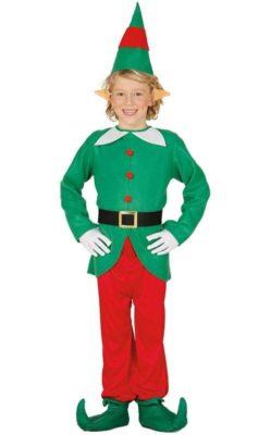 Offerta costume da elfo (bambino)