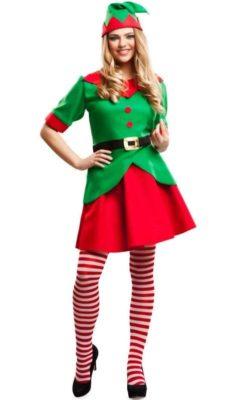 Offerta costume da elfo (donna)
