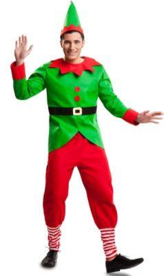 Offerta costume da elfo (uomo)