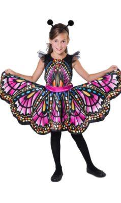 891bb6e91f Miglior costume da farfalla (bambina): recensioni, offerte, guida all'  acquisto