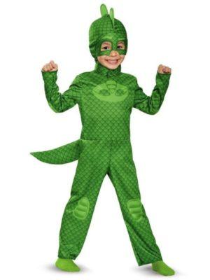 Perfetto costume da geco