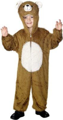 Perfetto costume da orso (bambino)