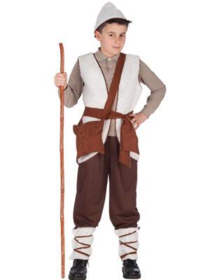 Ottimo costume da pastore (bambino)