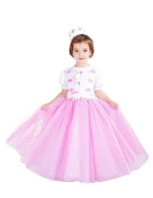 Perfetto costume da principessa (bambina)