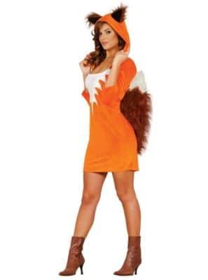 Offerta costume da volpe