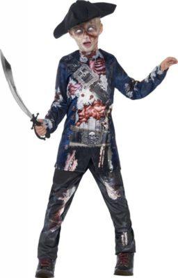 Perfetto costume da zombie (bambino)