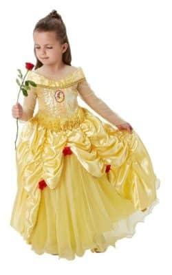Ottimo costume di Belle disney (bambina)