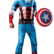 Scegli il miglior costume di Capitan America (bambino): recensioni, offerte, nuovi modelli