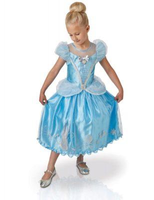 Perfetto costume di Cenerentola (bambina)
