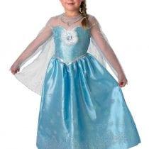 Confronto costumi di Elsa Frozen (bambina): opinioni, offerte, nuovi modelli