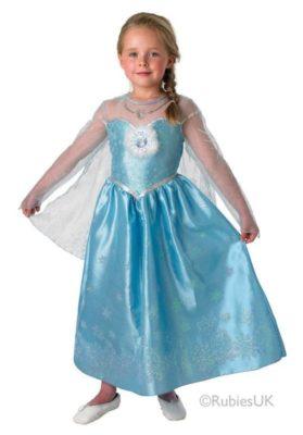 000d24cf135a67 Scegli il miglior costume di Elsa Frozen (bambina): opinioni, offerte,  guida all' acquisto