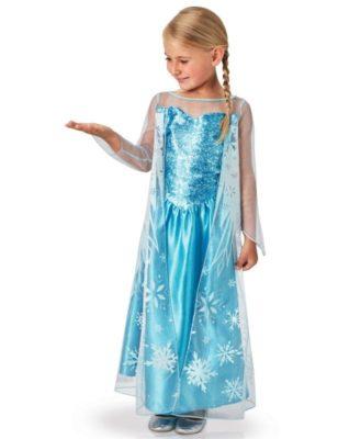 Perfetto costume di Elsa Frozen