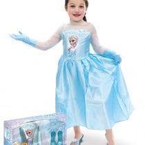 Scegli il miglior costume di Frozen (bambina): recensioni, offerte, nuovi modelli