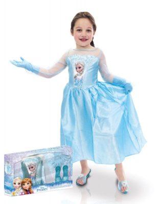 Offerta costume di Frozen (bambina)