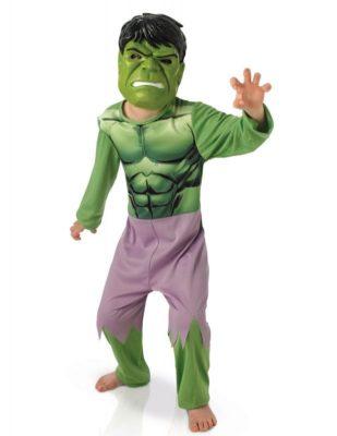 Miglior costume di Hulk (bambino)