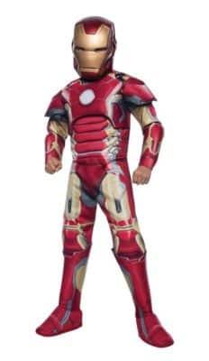 Miglior costume di Iron Man (bambino)