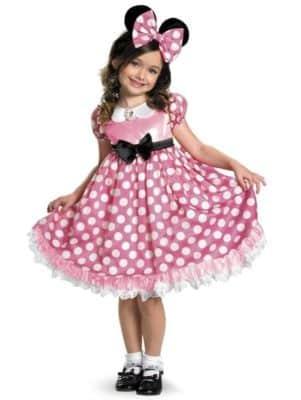 Perfetto costume di Minnie (bambina)