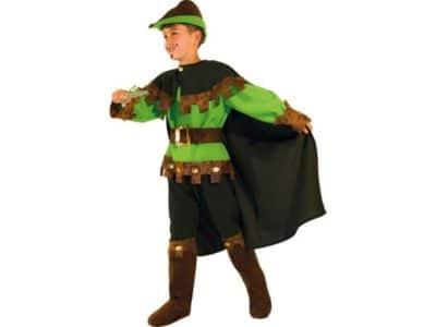 Perfetto costume di Robin Hood (bambino)