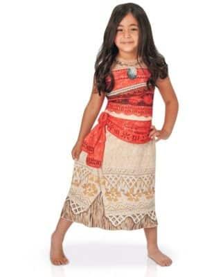 Offerta costume di Vaiana (bambina)