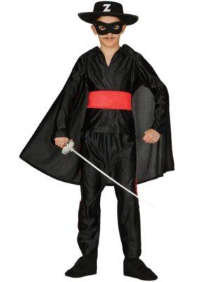 Perfetto costume di Zorro (bambino)