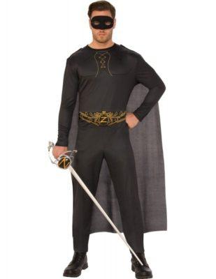 Ottimo costume di Zorro
