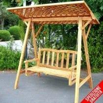 Miglior dondolo in legno: recensioni, offerte, guida all' acquisto