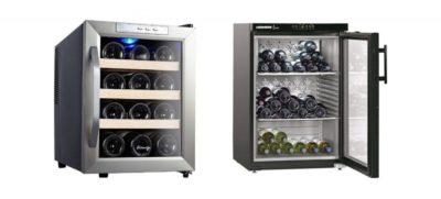 prezzi frigoriferi vino