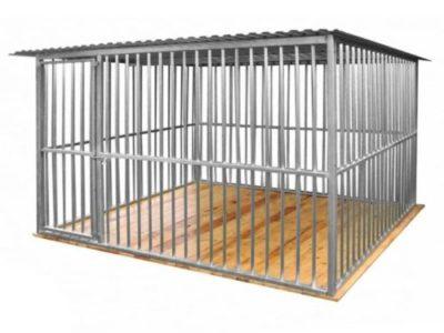 sconto gabbie ferro cani
