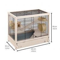 🏆Top 6 gabbie hamsterville: alternative, offerte, scegli la migliore!
