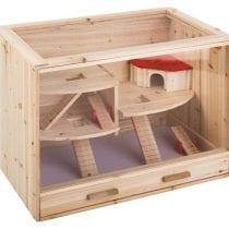 🏆Classifica gabbie legno criceti: opinioni, offerte, le bestsellers