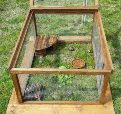 sconto gabbie tartarughe di terra
