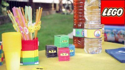 offerte gadget LEGO per compleanno bambini