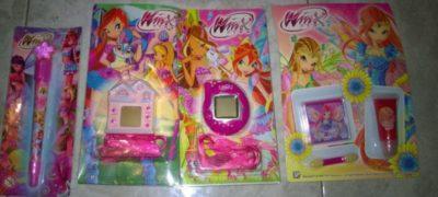 prezzi gadget Winx