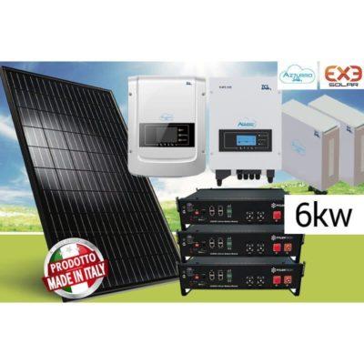 prezzi kit fotovoltaico con accumulo
