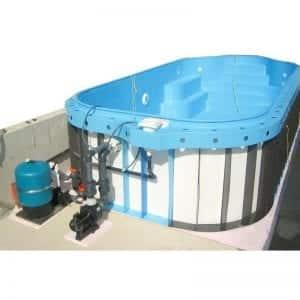 sconto kit piscina