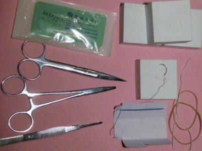 offerta kit suture