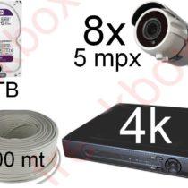 🏆Top 5 kit telecamere videosorveglianza: opinioni, offerte, guida all' acquisto